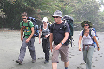 Corcovado Trekking Expedition © by OA:modio